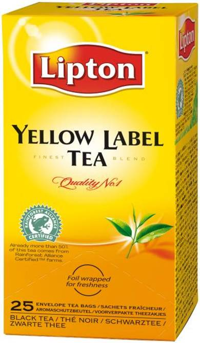 Bilde av Lipton Yellow Label Tea