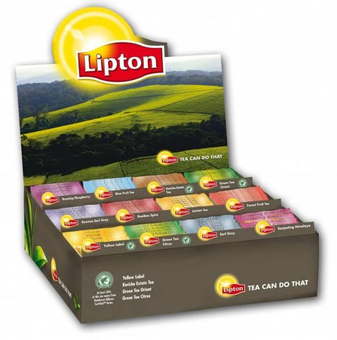 Bilde av Lipton Displaykartong